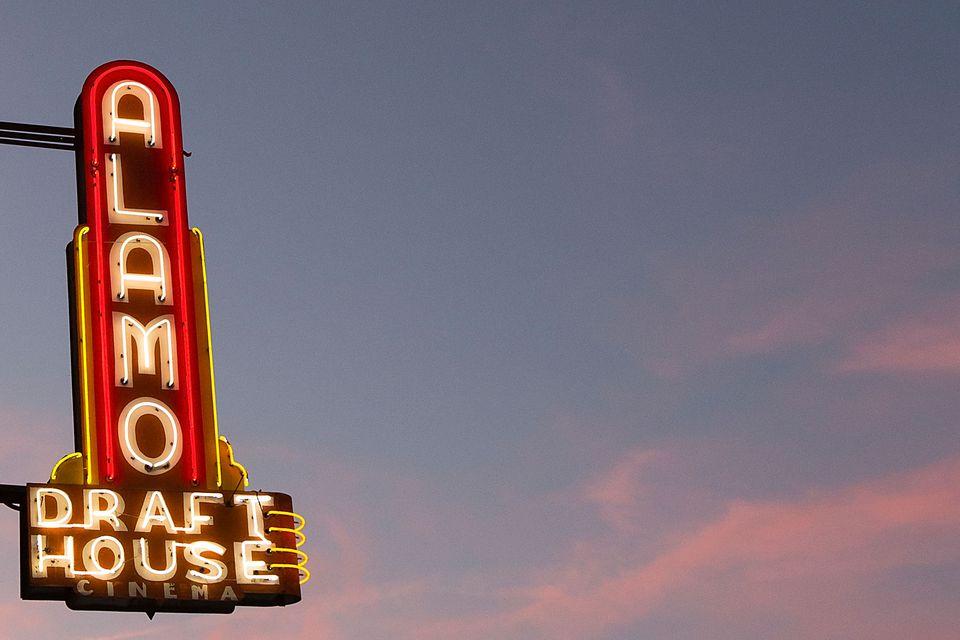 Alamo Drafthouse downtown Austin
