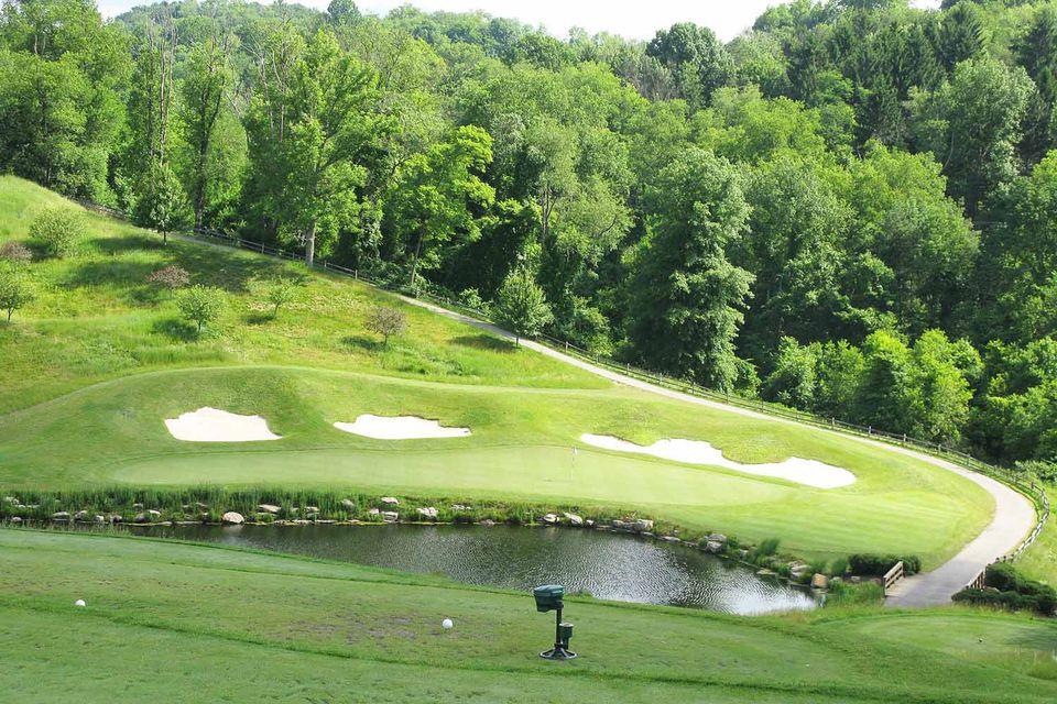 The Palmer Course, OgleBay Resort, WV