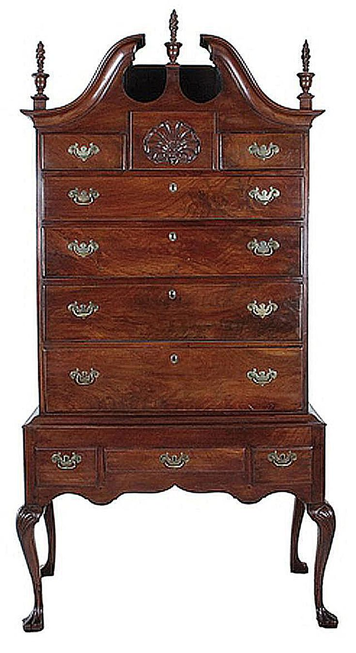 Learn to Identify Queen Anne Style Antique Furniture