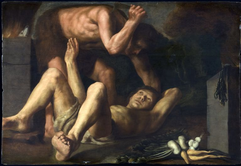 Cain and Abel, c