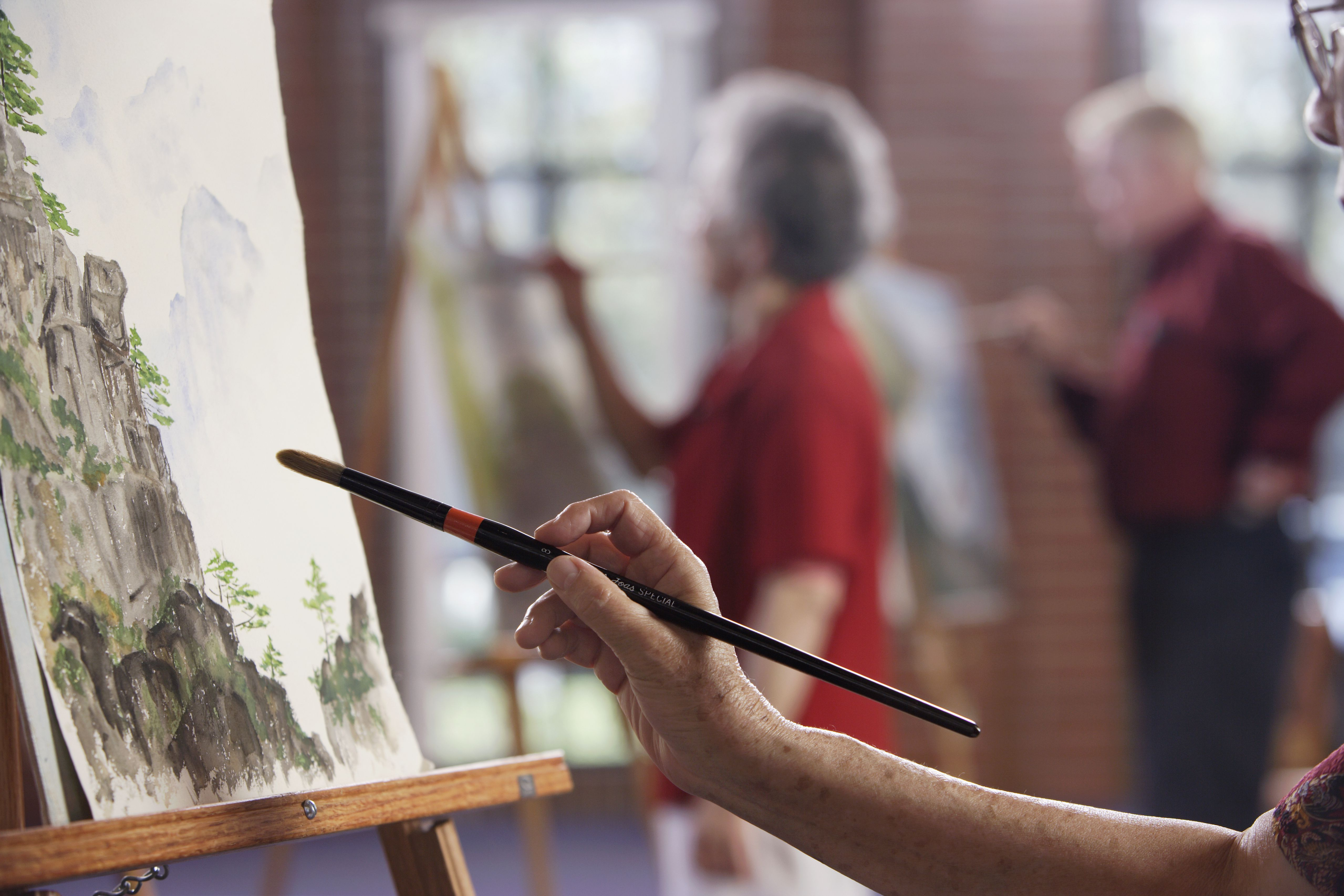 Learn How to Paint Your First Ever Painting
