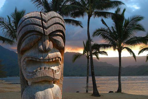 Hawaiian God