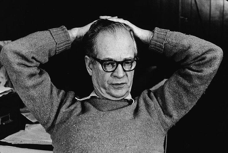 Portrait Of B. F. Skinner