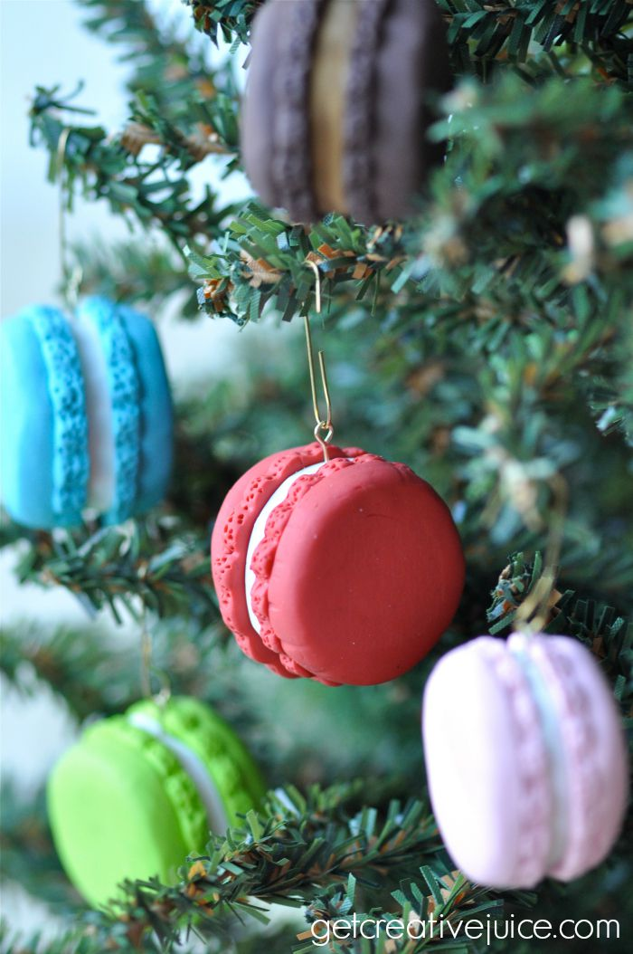 DIY Christmas Tree Ornaments - Diy christmas ornaments