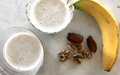 Diabetes-Friendly Chocolate Chia Smoothie Recipe