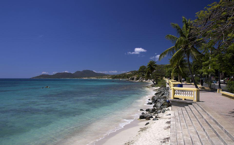 Beach at Esperanza Malecon