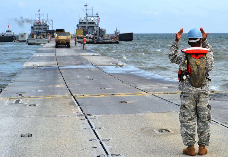watercraft operator army