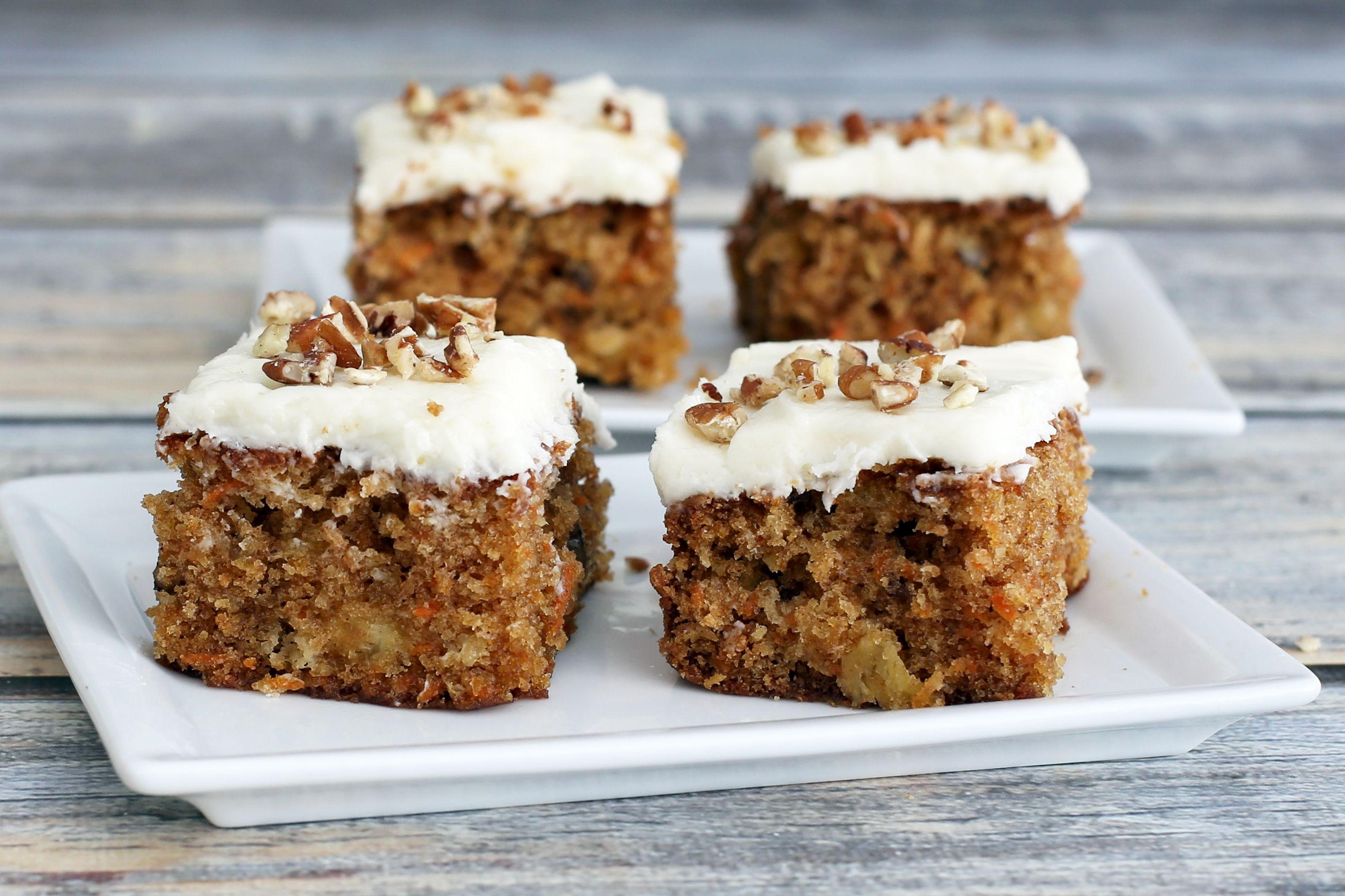 Traditional Carrot Cake Recipe