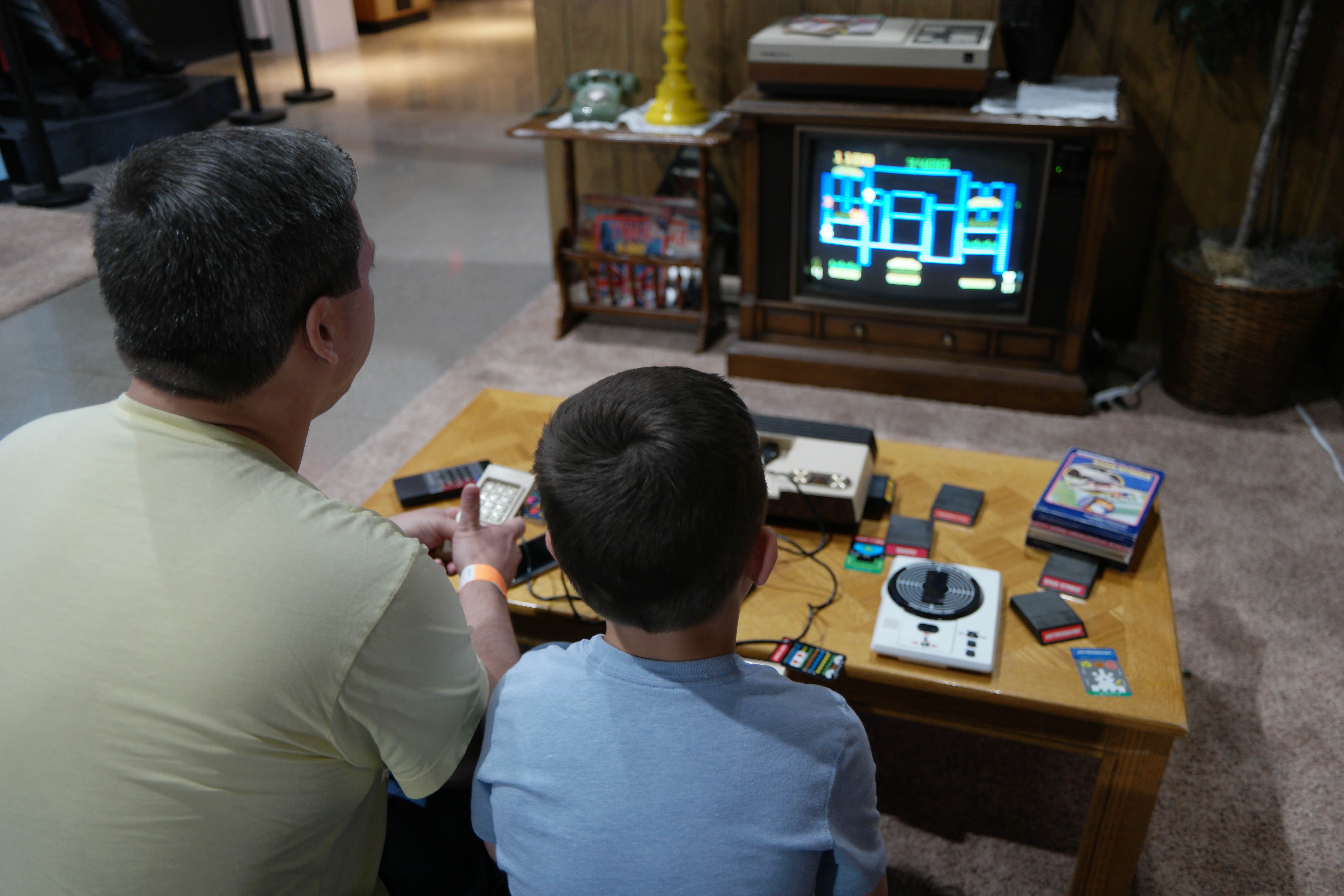 Interested In Video Game History