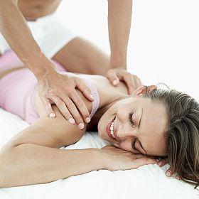 El masaje, placentero y delicioso