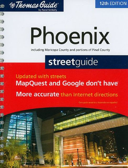 Phoenix Street Maps