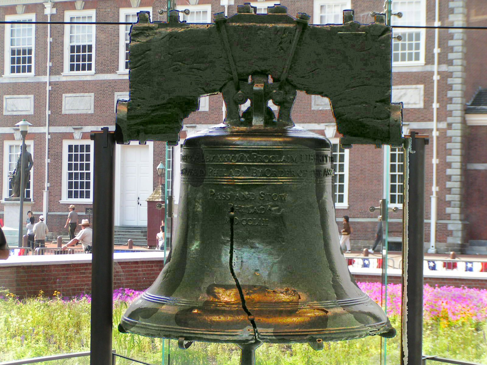 take an online tour to the liberty bell in philadelphia