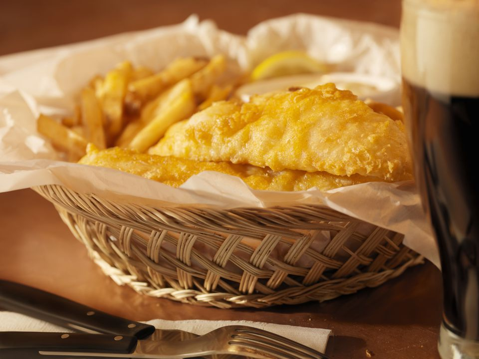 Where to find seattle s top irish pubs for Best fish and chips in seattle