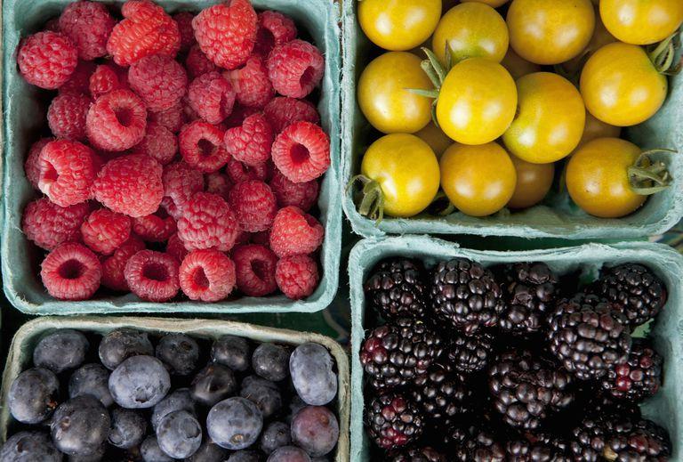 Beneficios de los antioxidantes - Antioxidantes alimentos ricos ...