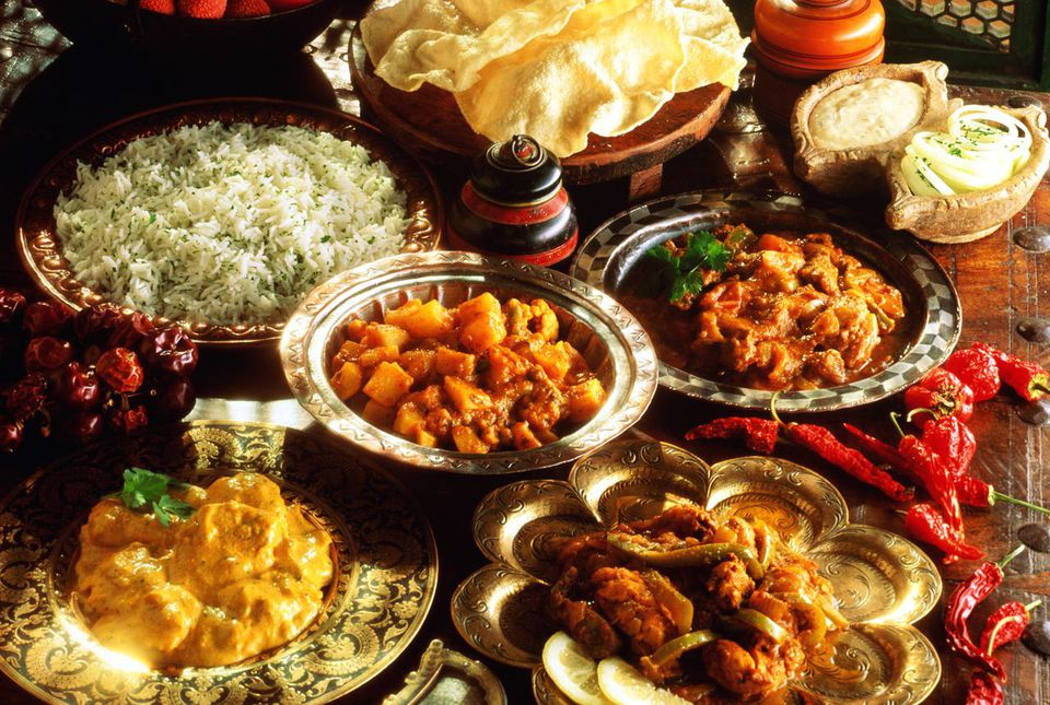 indian cuisine research