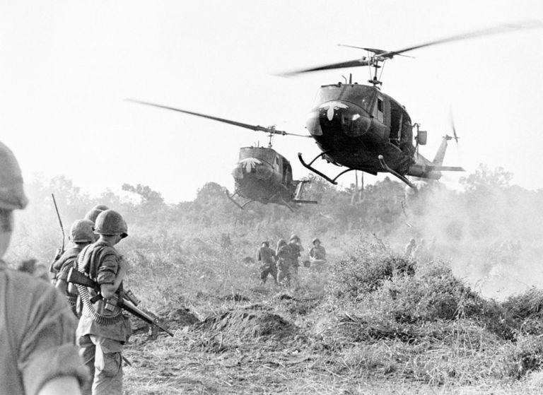 VIETNAM RESCUE FLIERS