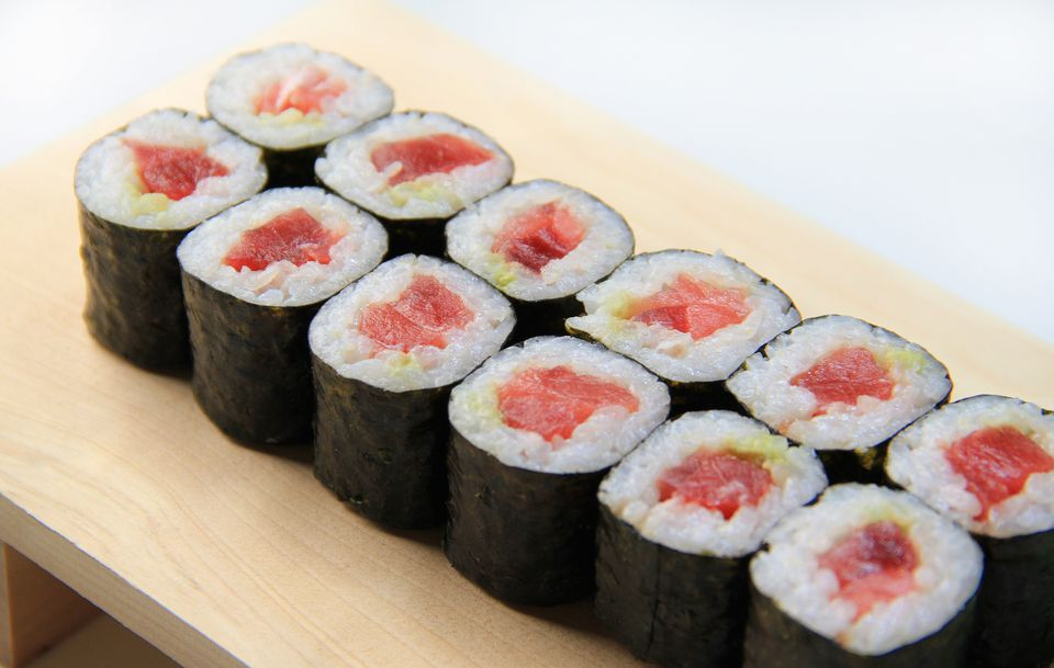 Tekkamaki - Tuna Sushi Roll Recipe
