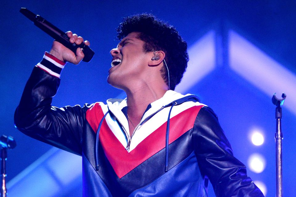 Montreal August 2017 concerts include two Bruno Mars concerts.