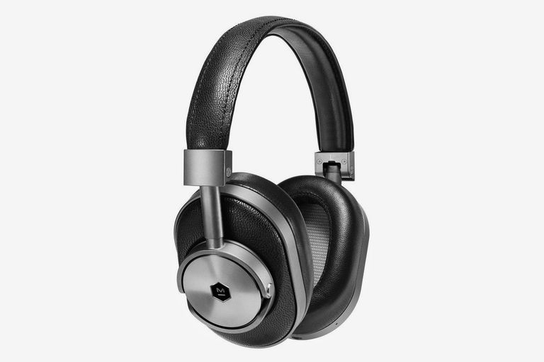 The Master & Dynamic Bluetooth wireless MW60 headphones in black