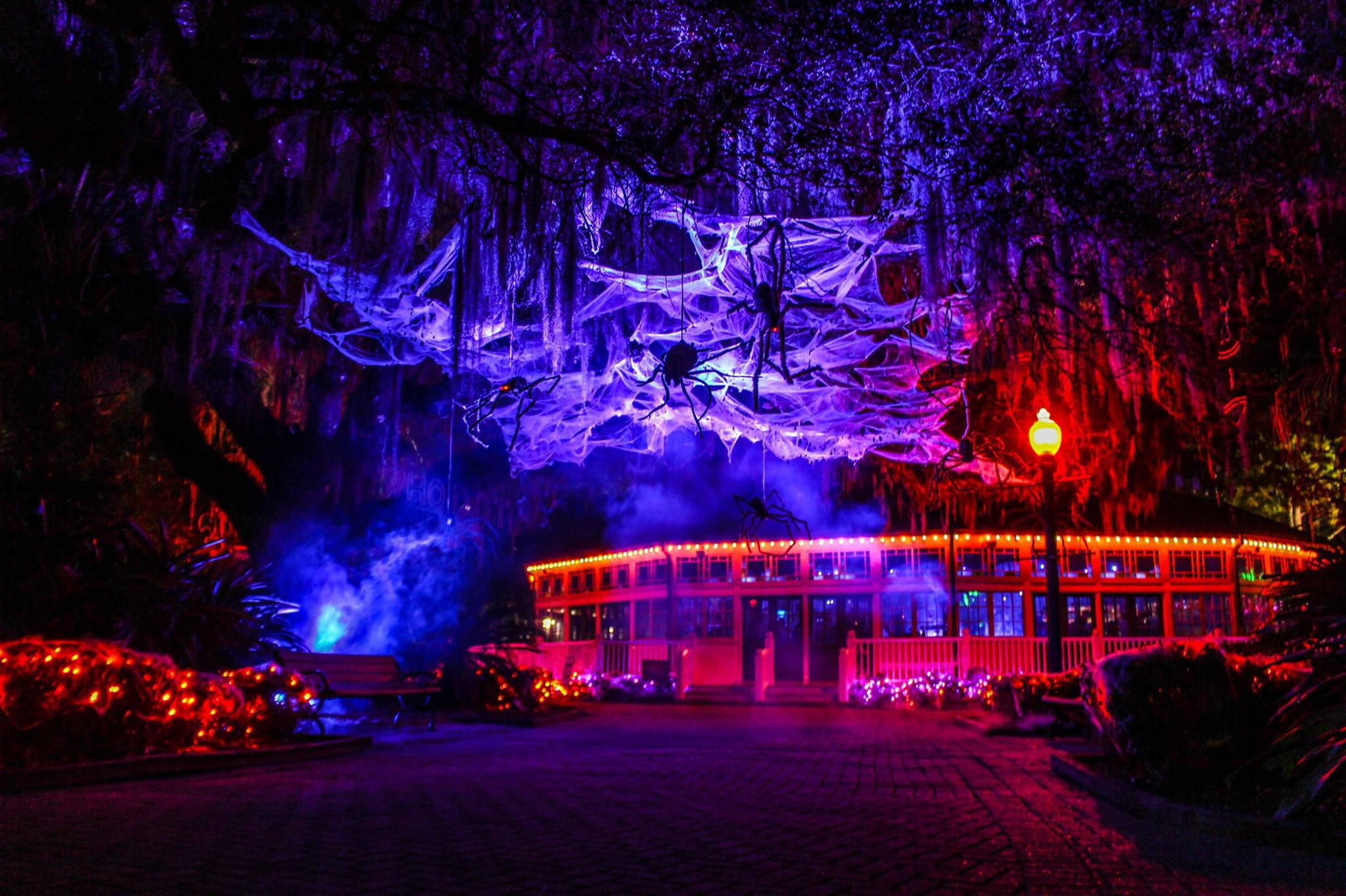 Get Spooked On Halloween In New Orleans