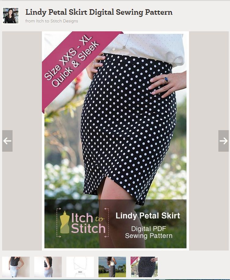 Skirt Patterns To Sew 111