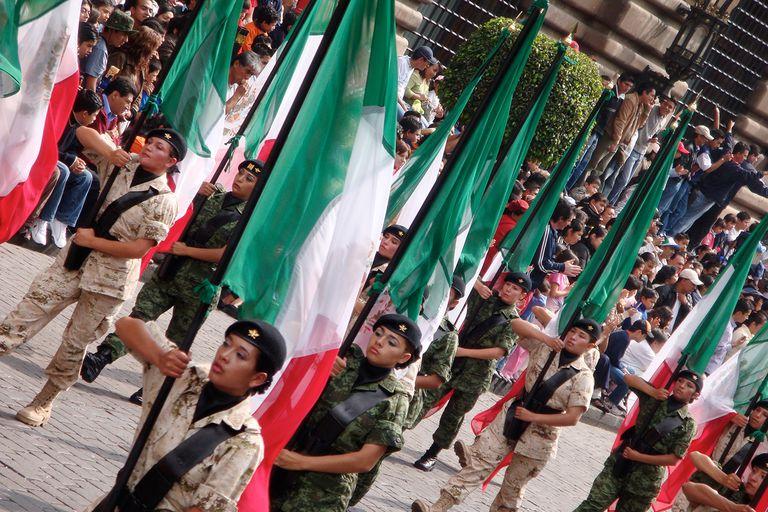 Mexico September 16