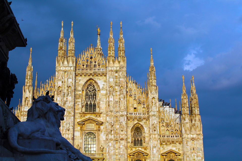 Top Tourist Attractions In Milan Italy