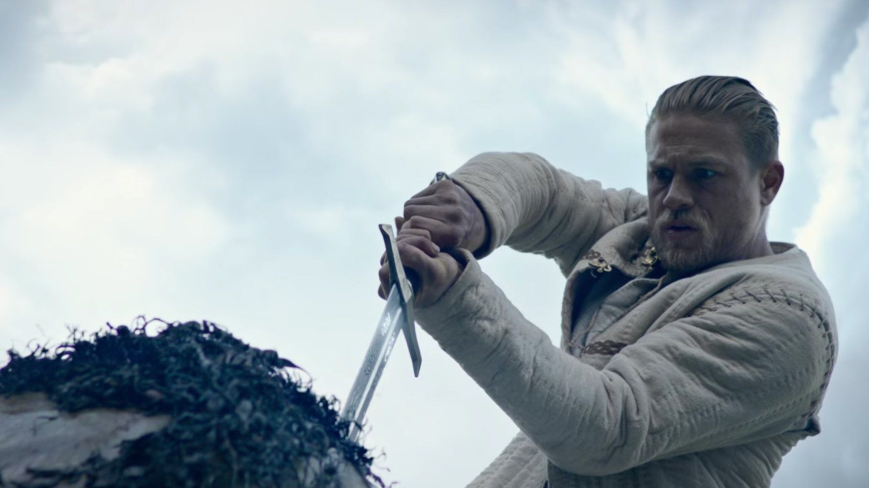 the history of king arthur on film