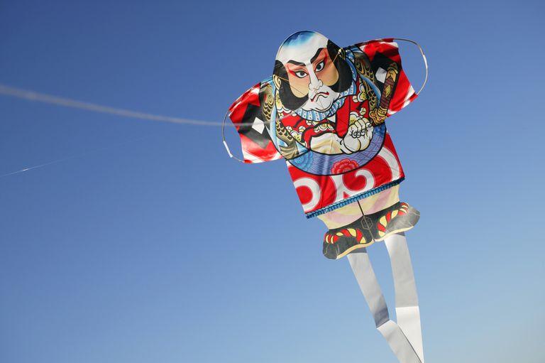 Japanese Yakko kite
