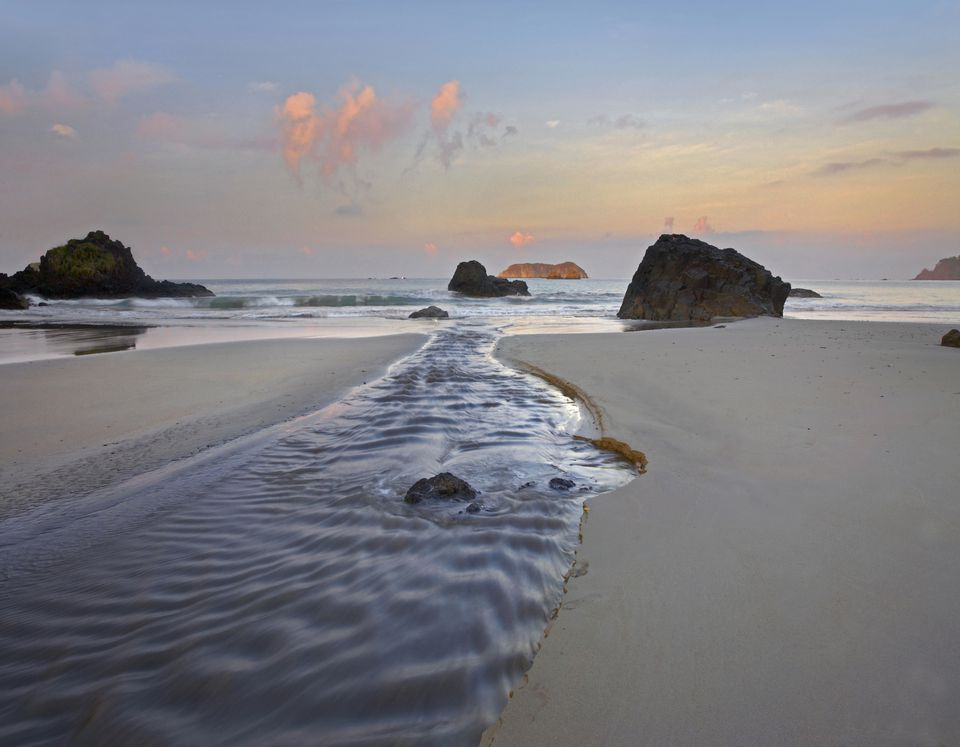 Playa Espadilla, Manuel Antonio National Park, Costa Rica