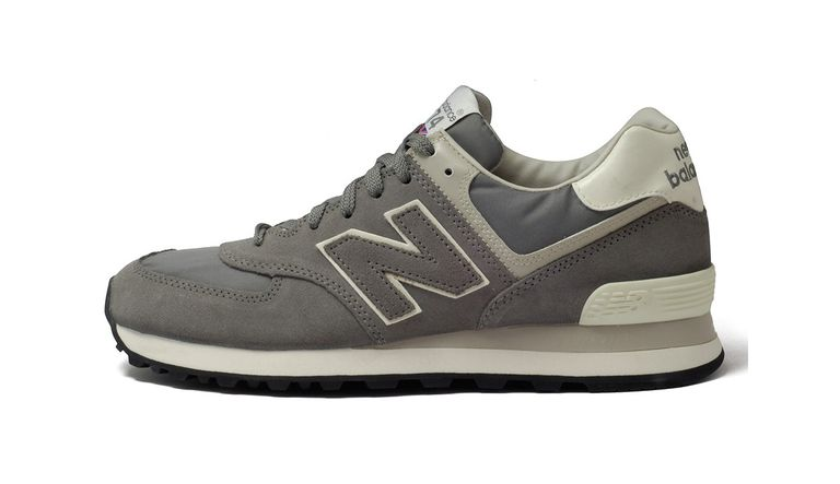 huge selection of 1f411 68b84 real new balance 574 made in uk grey 1 0c74f 56159