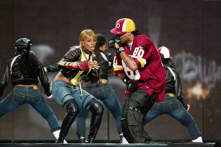 Mary J. Blige and Method Man