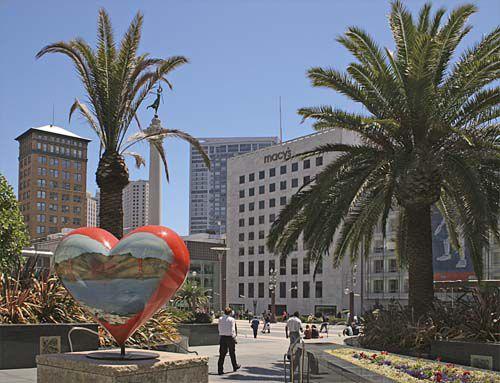 union square view