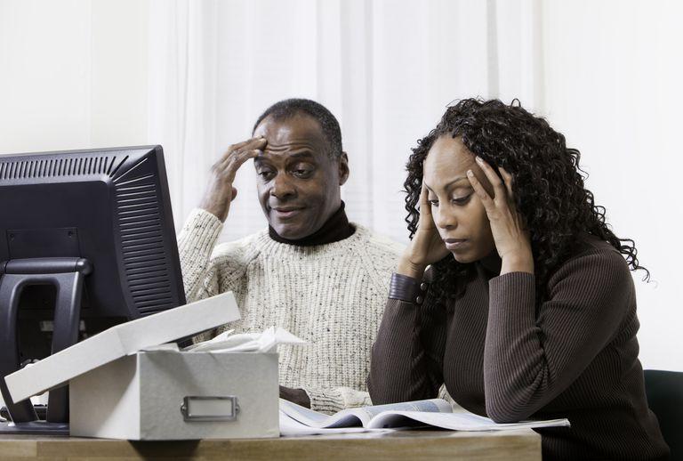 Income Tax Headaches