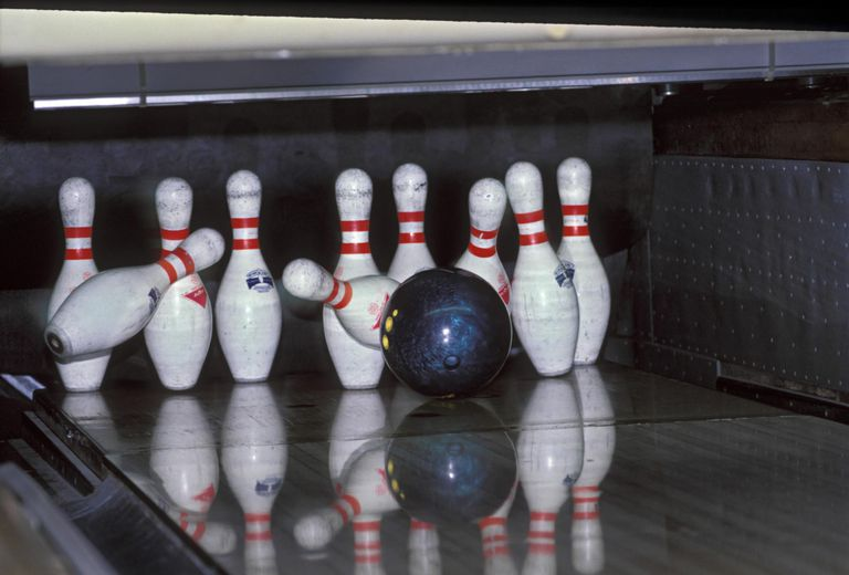 Why Am I Leaving The 10 Pin Tips For Right Handed Bowlers