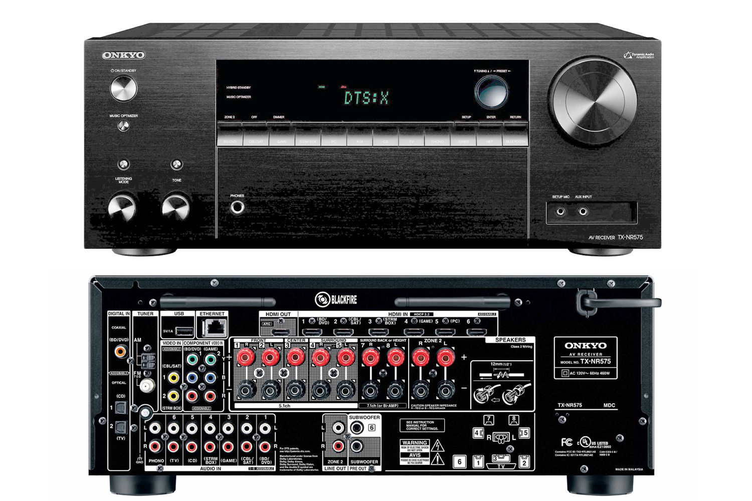 The Best Home Theater Receivers Priced At  399 Or Less