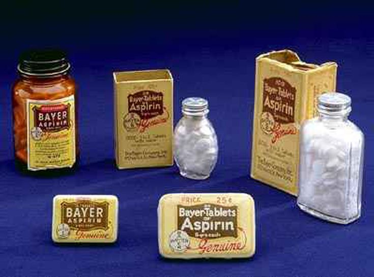 Aspirin originally came from what tree