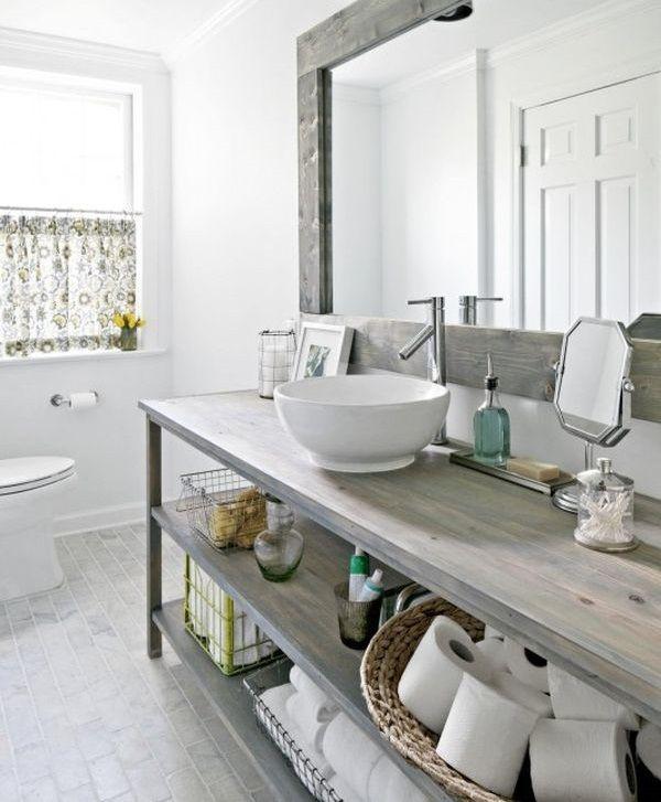pics of rustic bathrooms. Rustic Throwback Decor Bathrooms You ll Adore