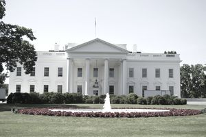 Picture of the White House in Washington, D.C.
