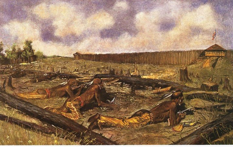 Siege of Fort Detroit