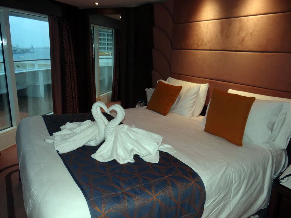 Msc Divina Cabins And Suites