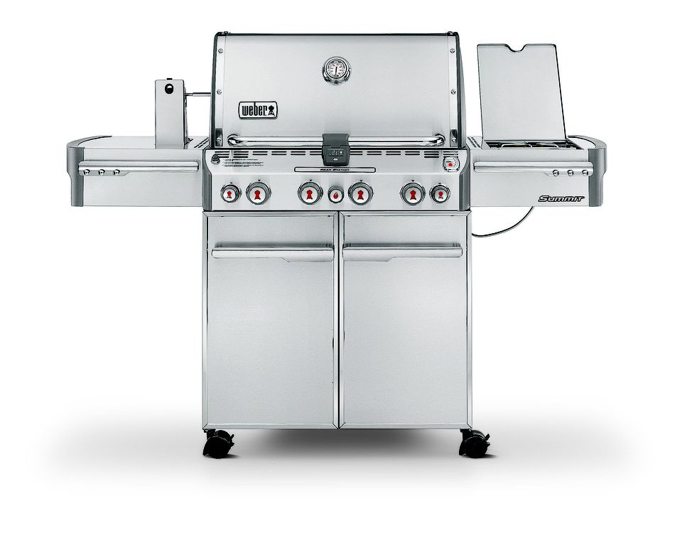 Weber Summit S-470 Gas Grill Review