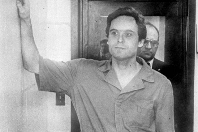 Ted Bundy in custody, Florida, July 1978