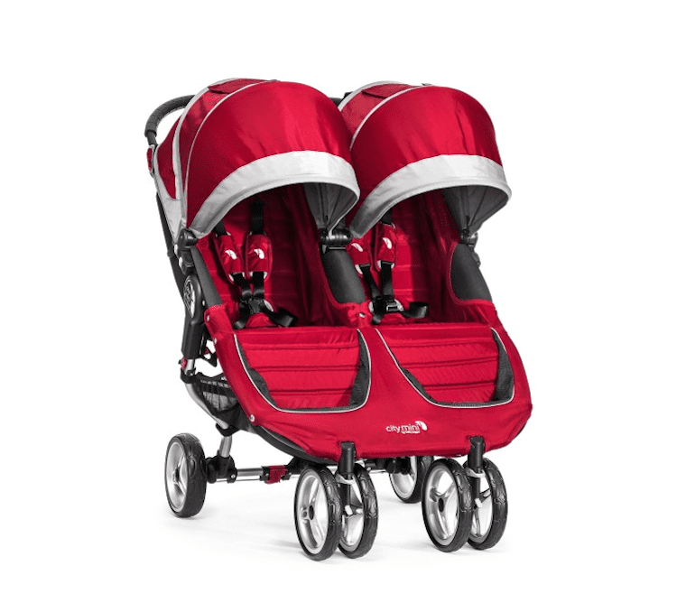 Baby Jogger City Mini Double Stroller for twins