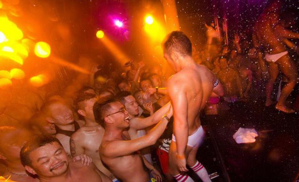 Songkran Bangkok Gay Circuit Party