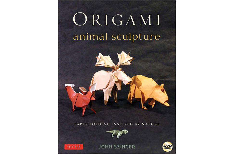 photo of Origami Animal Sculpture Book