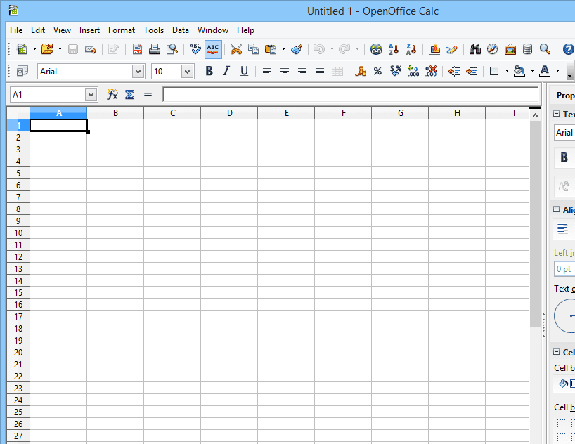 Openoffice calc review for Open office calc templates