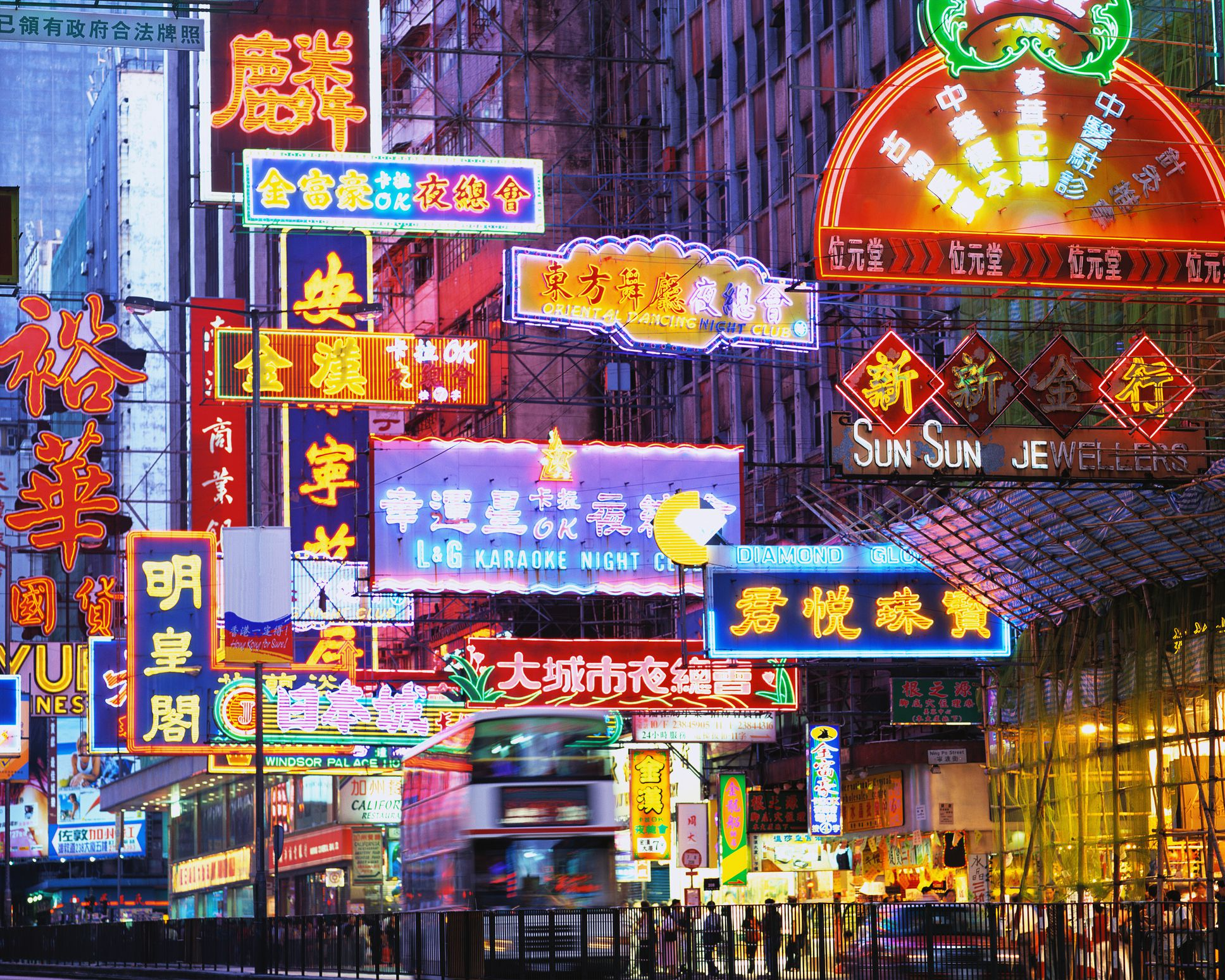 10 Streets You Need To See In Hong Kong