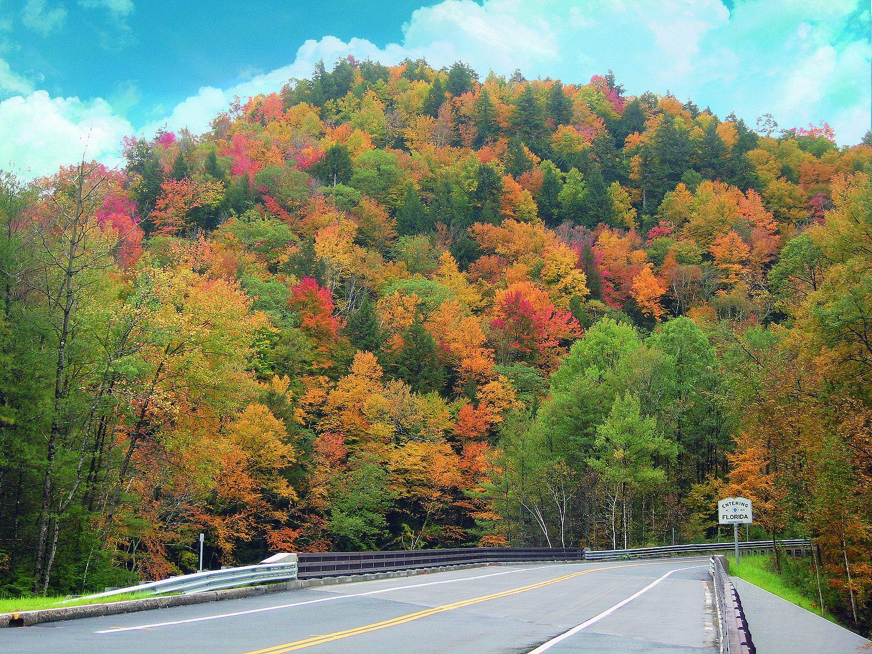New England Fall Foliage Bus Tours