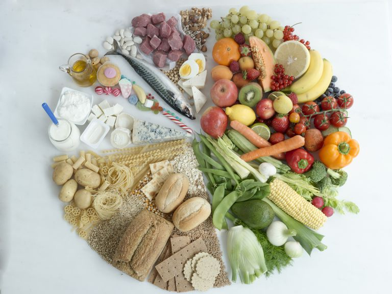 Tomar una dieta balanceada mejora tu salud